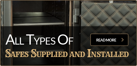 All types of safes supplied and installed